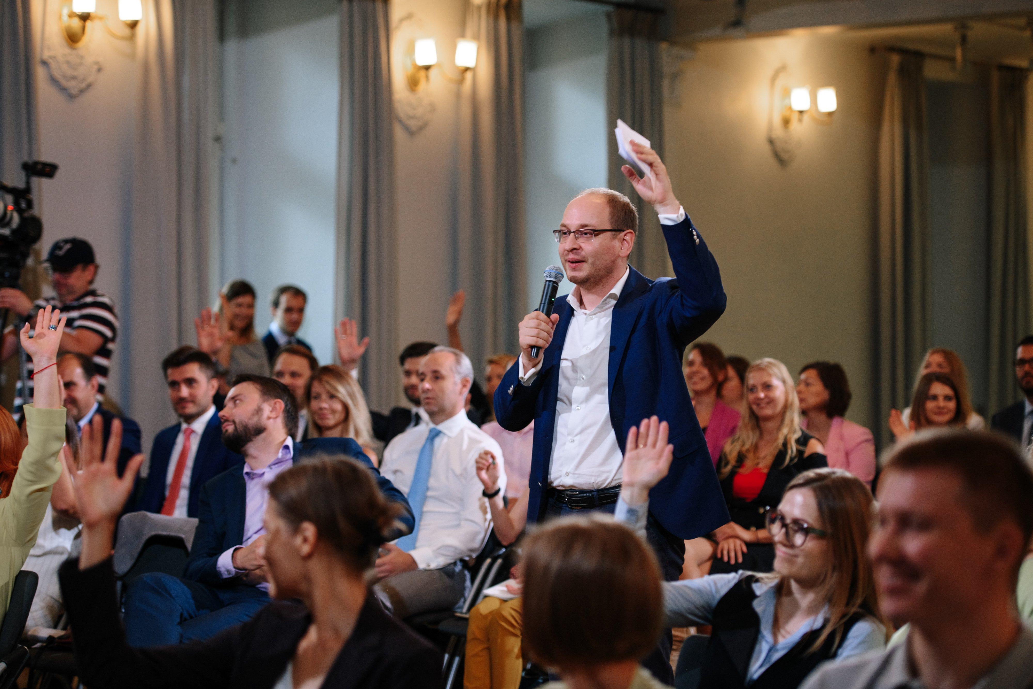 Юрий Грибанов, генеральный директор Frank RG