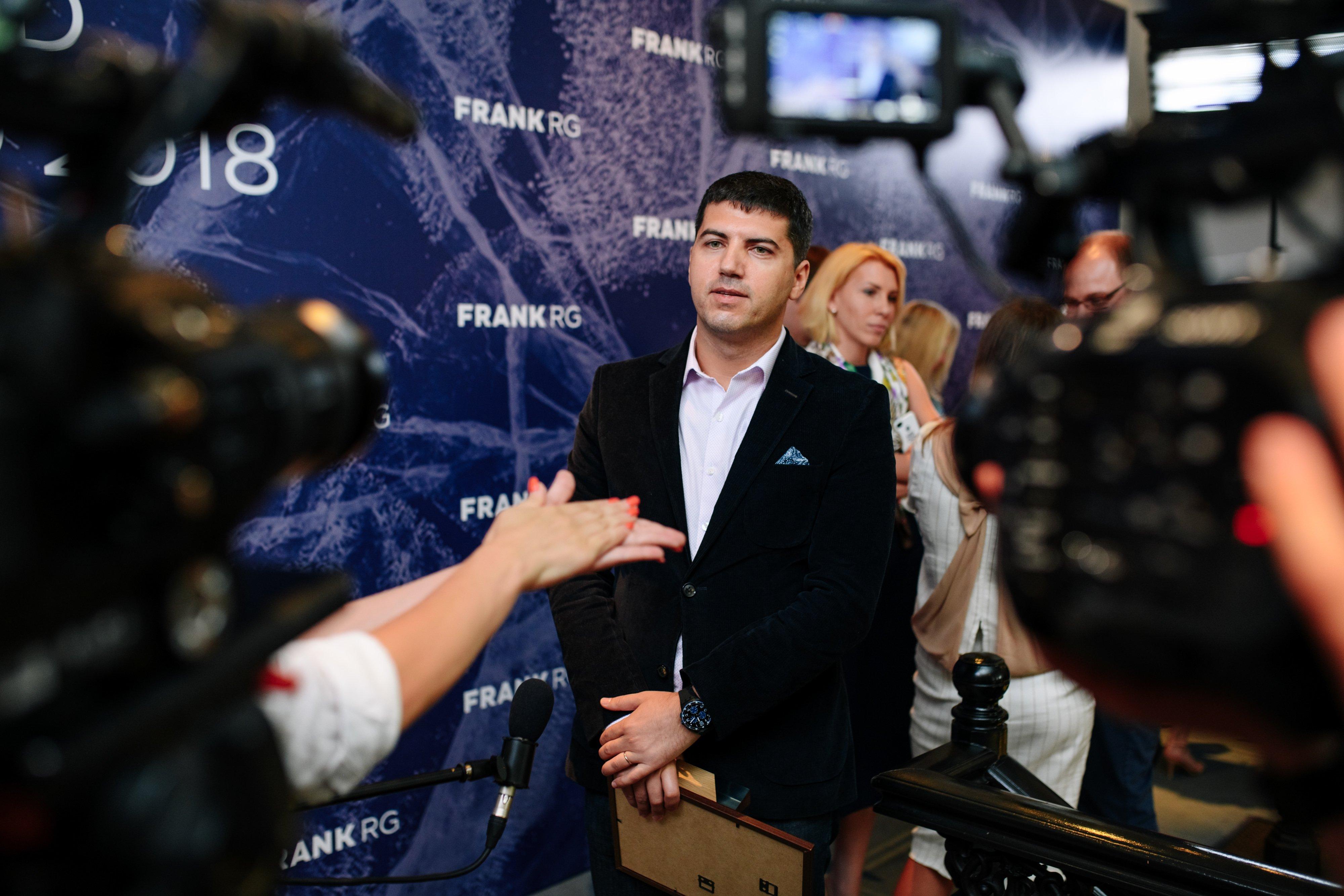 Александр Бро, руководитель управления развития партнерских программ Тинькофф