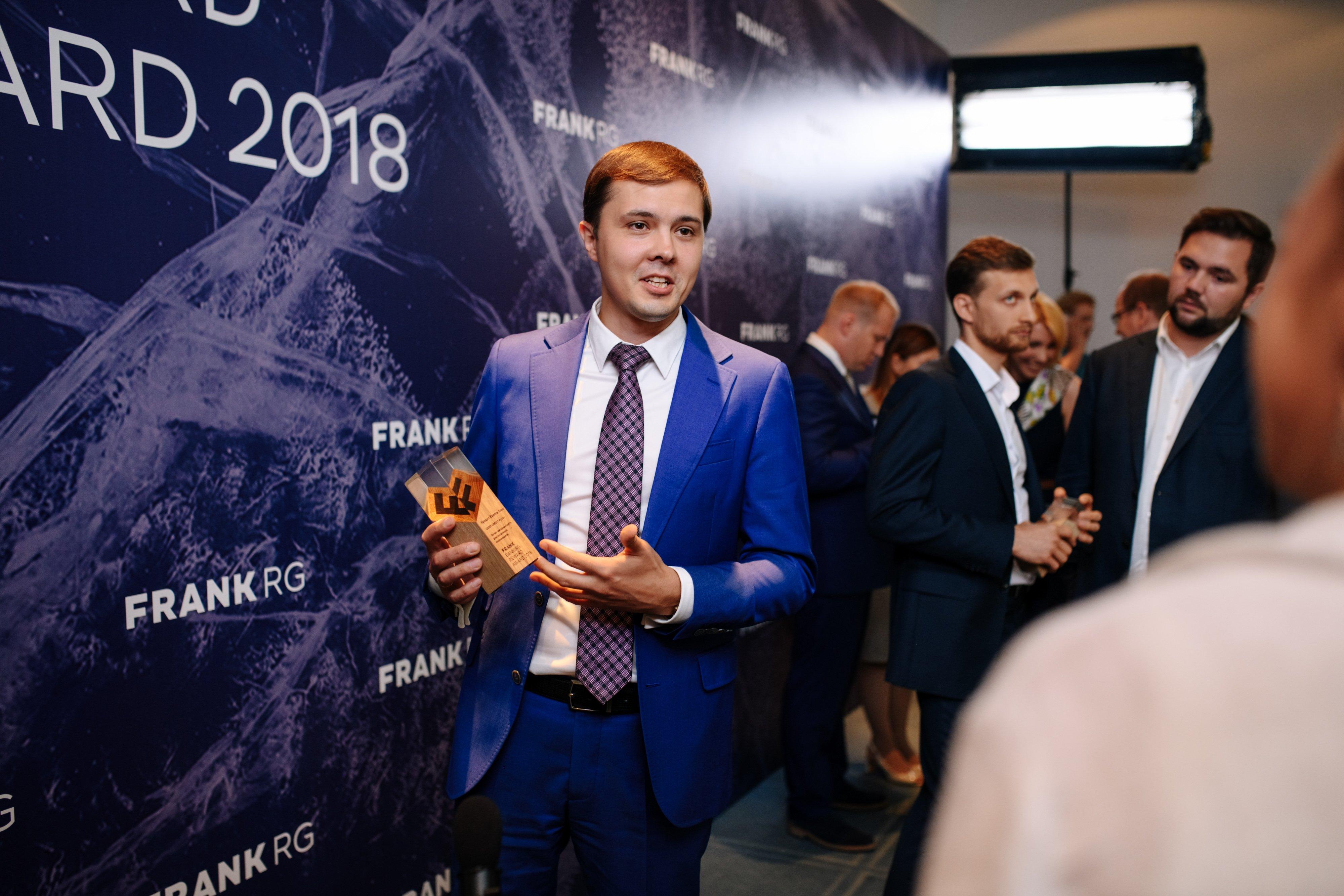Владимир Мохначук, исполнительный вице-президент Кредит Европа Банка