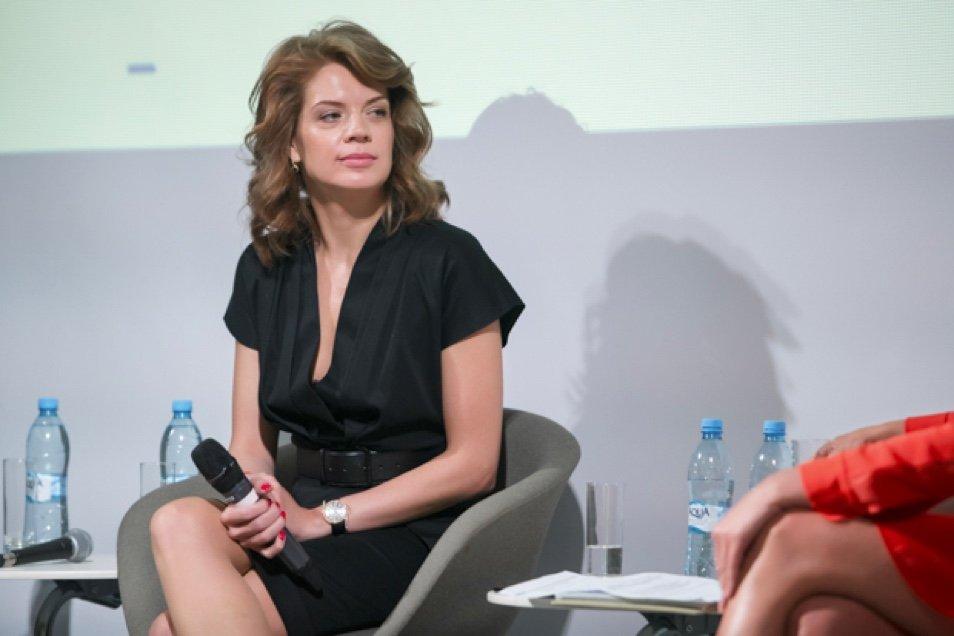 Катерина Милеева, руководитель «Альфа Private» на премии Private Banking Award 2017
