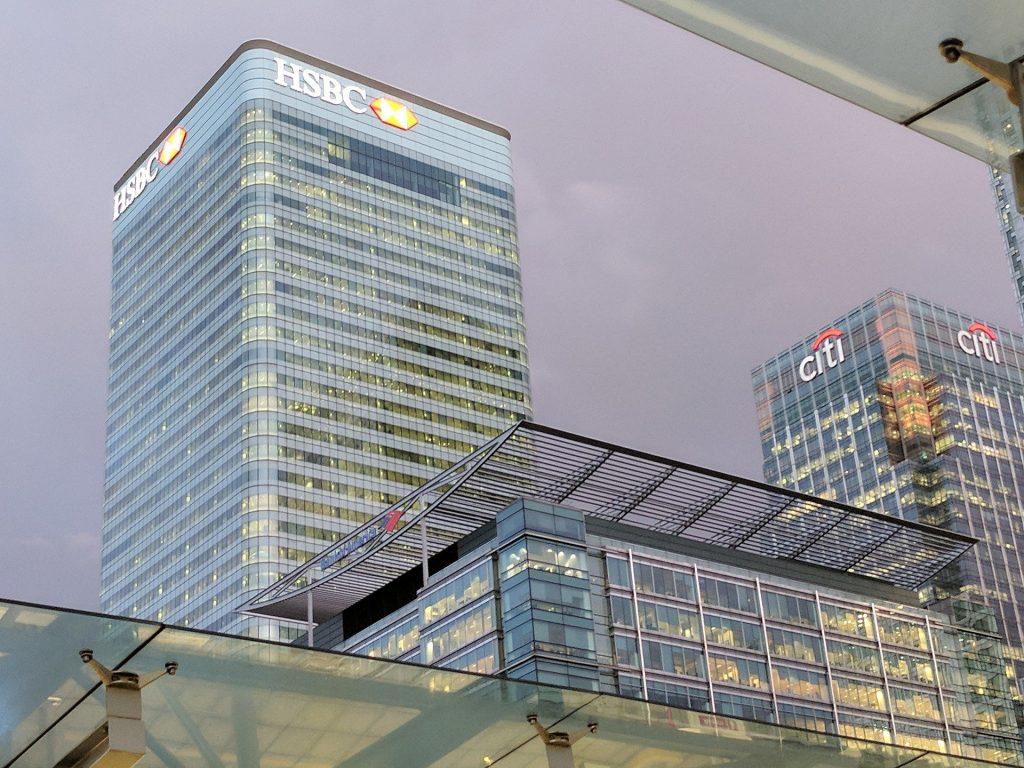 Китайский страховщик помог HSBC отыграть крупнейшее падение стоимости акций